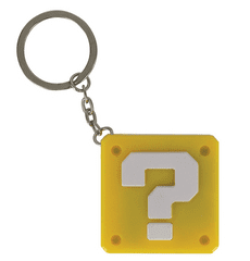 Paladone obesek lučka Super Mario Question Block