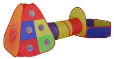 iPlay Stan s tunelem a míčky
