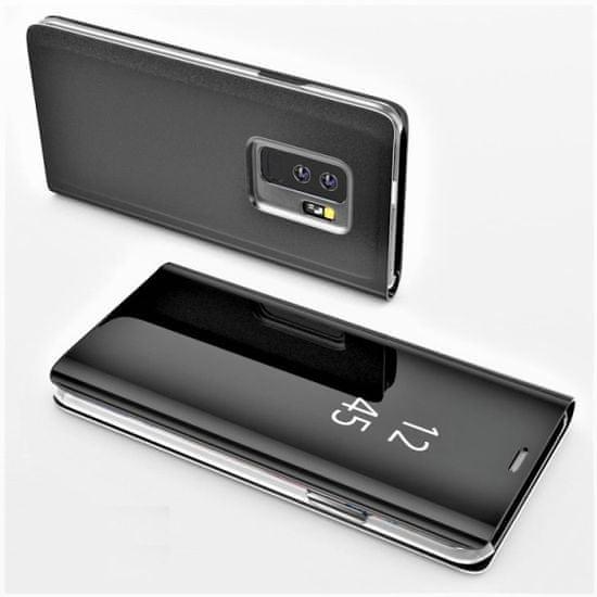 Onasi Clear View za Huawei P30, črna