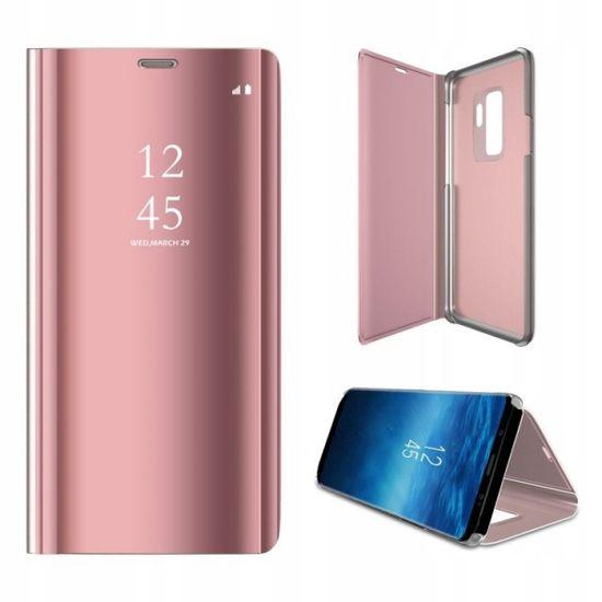 Clear View za Samsung Galaxy S9 G960, roza