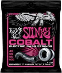 Ernie Ball 2734 Cobalt Super 45 / 100