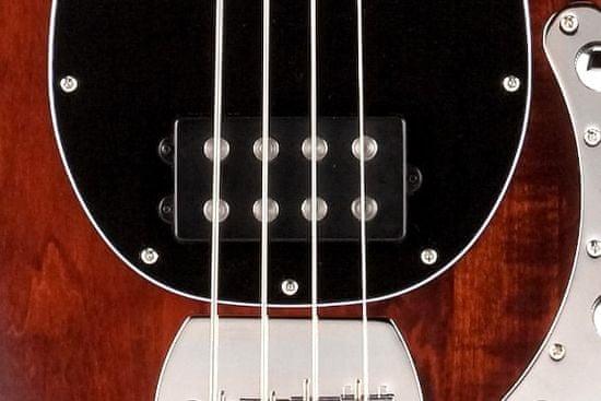 Sterling by MusicMan SUB StingRay5 Walnut Satin - Saténově ořechová