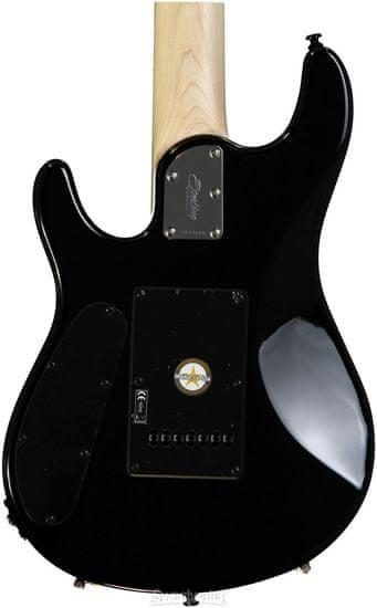 Sterling by MusicMan Sterling by Music Man JP170D John Petrucci Signature Ruby Red Burst 7 strunná elektrická kytara