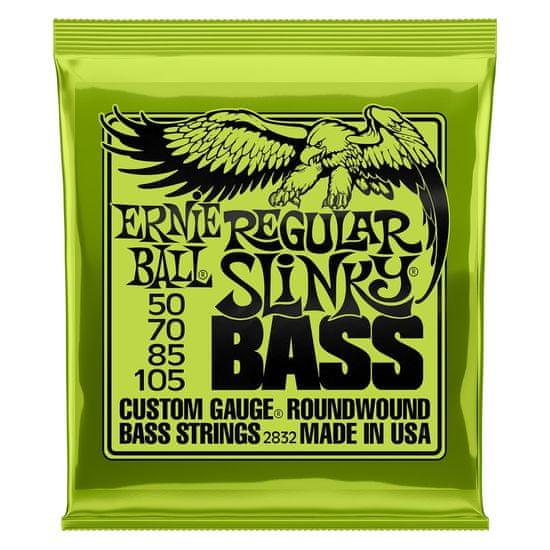 Ernie Ball 2832 Regular Slinky Bass Nickel Wound .050 - .105