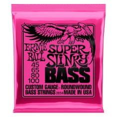 Ernie Ball 2834 Super Slinky Bass Nickel Wound .045 - .100