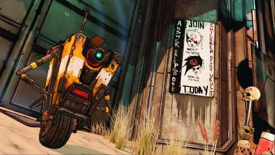Take 2 igra Borderlands 3 (PS4)