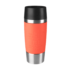 Tefal kubek termiczny Travel Mug 0,36 l, brzoskwiniowy