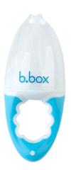 b.box Dětská krmící síťka modrá