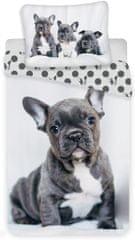 Jerry Fabrics Ágyneműhuzat Bulldog