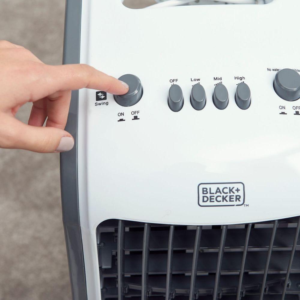 Black+Decker BXAC5E - použité