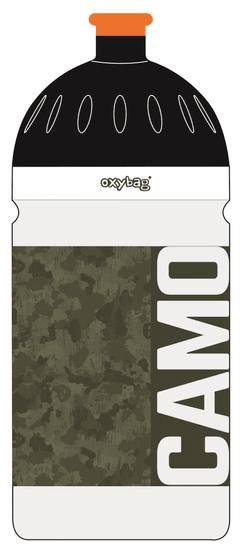 Karton P+P steklenica za pitje Army, 500 ml