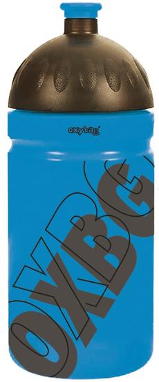 Karton P+P steklenica za pitje BLACK LINE, modra