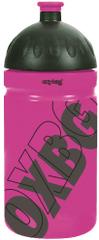 Karton P+P steklenica za pitje BLACK LINE, roza