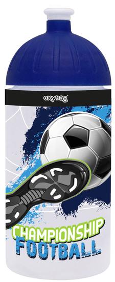 Karton P+P steklenica za pitje Fotbal, 500 ml