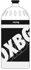 Karton P+P steklenica za pitje BLACK LINE, 700 ml, bela
