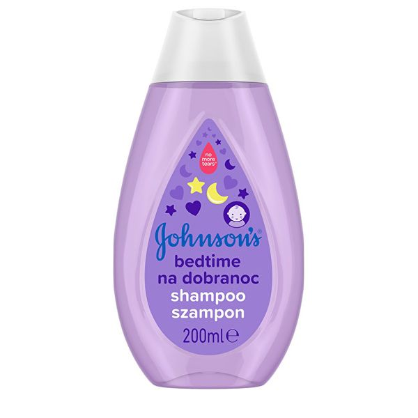 Johnson's Baby Šampon pro dobré spaní Bedtime (Shampoo) 200 ml