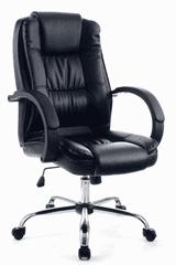 Hyle pisarniški stol VRT HY-8318H, črn