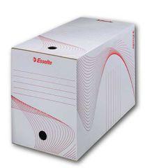 Esselte Krabice archivačné biela 200 mm