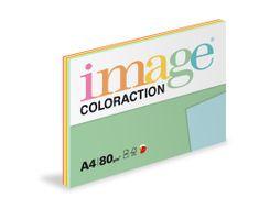 Image Papier kopírovací Coloraction A4 100 hárkov mix reflexné