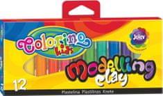 Colorino Plastelína 12 farieb