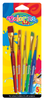Colorino Štetce s plastovými držadlami sada 5 kusov