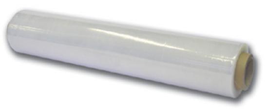 Fólie stretch ruční šíře 50 cm / 180m / 2,3 kg čirá