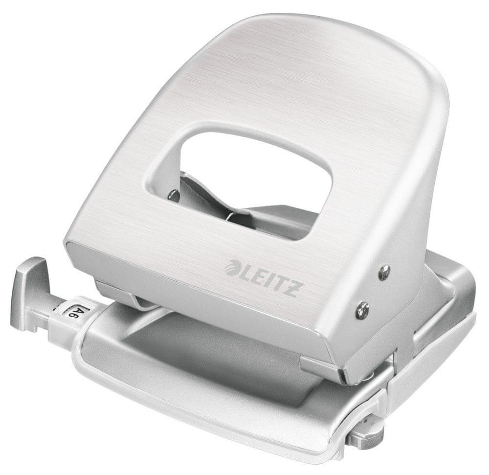 Leitz Děrovač NeXXt Style 5006 arkticky bílý