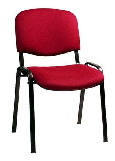 Antares Konferenční židle Taurus TN červená