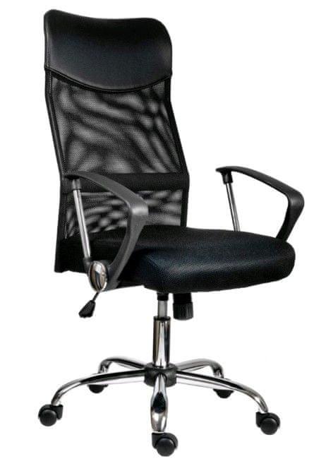 Antares Kancelářská židle Tennessee černá
