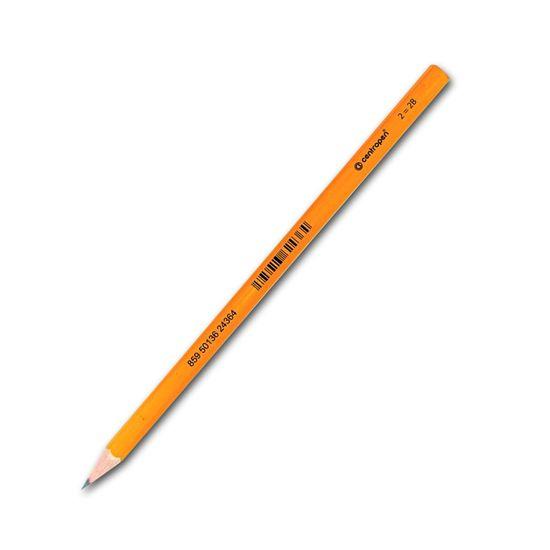 Centropen Tužka grafitová školní č.2 žlutá