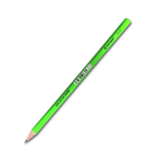 Centropen Tužka grafitová školní č.3 zelená