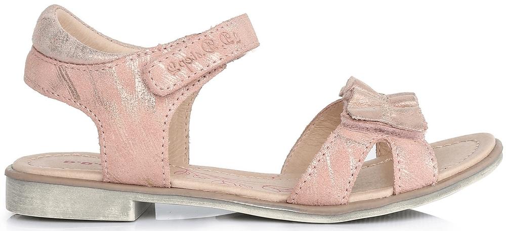 D-D-step dívčí sandály 38 růžová