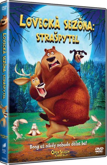 Lovecká sezóna: Strašpytel - DVD