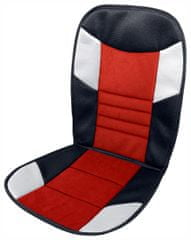 Compass Autó üléshuzat TETRIS fekete-piros