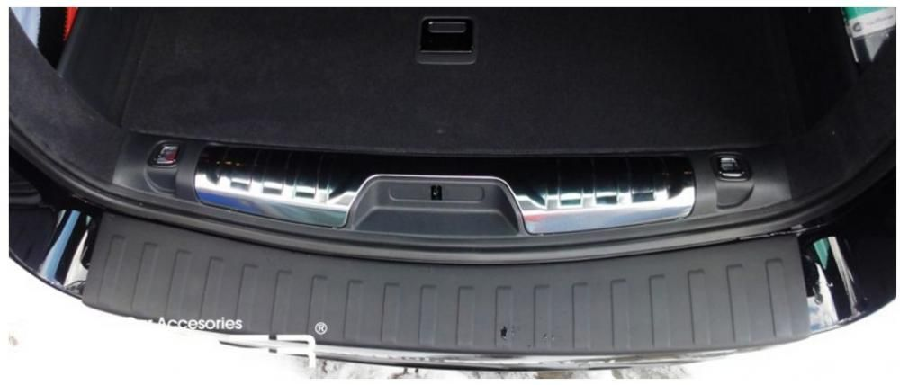 Rider Ochranná lišta hrany kufru Peugeot 508 2011-2018 (combi)