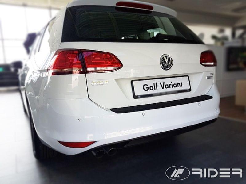 Rider Ochranná lišta hrany kufru VW Golf VII. 2012- (combi)