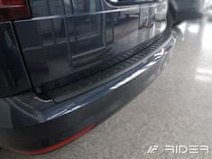 Rider Ochranná lišta hrany kufru VW Caddy 2015-2020 (po faceliftu)