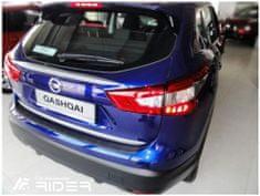 Rider Ochranná lišta hrany kufru Nissan Qashqai 2014-2021
