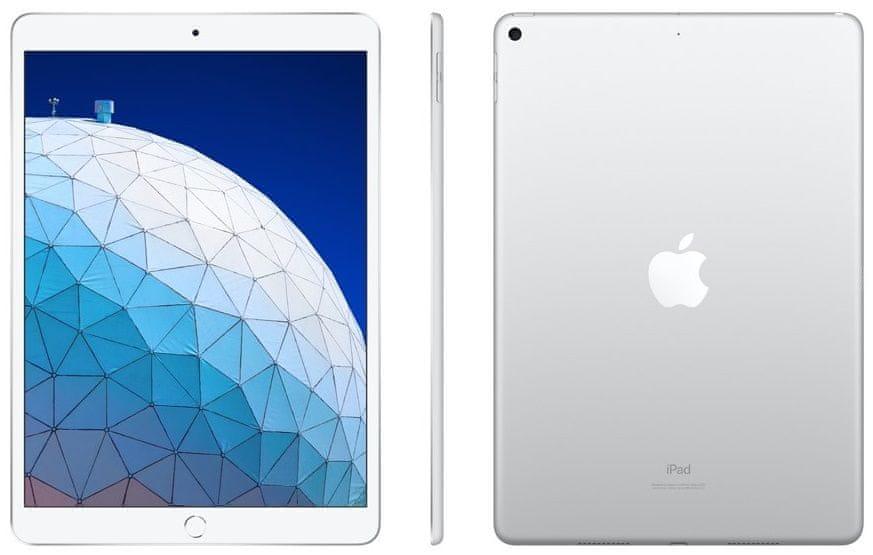Apple iPad Air Cellular, 256 GB, Silver (MV0P2FD/A)