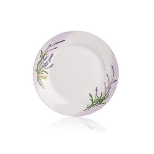 Banquet desertni krožnik LAVENDER, 19 cm