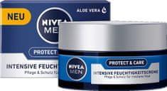 Nivea Men intenzivna hidratacijska krema Protect & Care, 50 ml