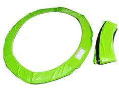 Too Much zaščitna pena za trampolin, 305 cm, zelena