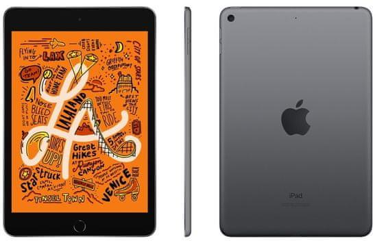 Apple iPadMini Wi-Fi 64 GB Space Grey (MUQW2FD/A)