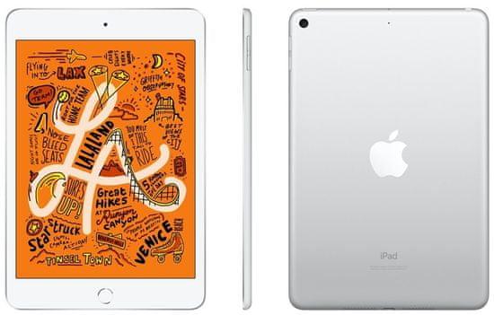 Apple iPadMini Wi-Fi 64 GB Silver (MUQX2FD/A)