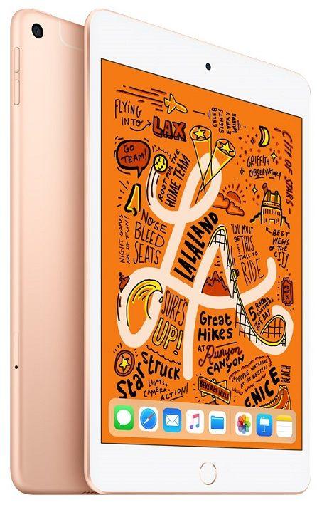 Apple iPad Mini Wi-Fi 64 GB Gold (MUQY2FD/A)