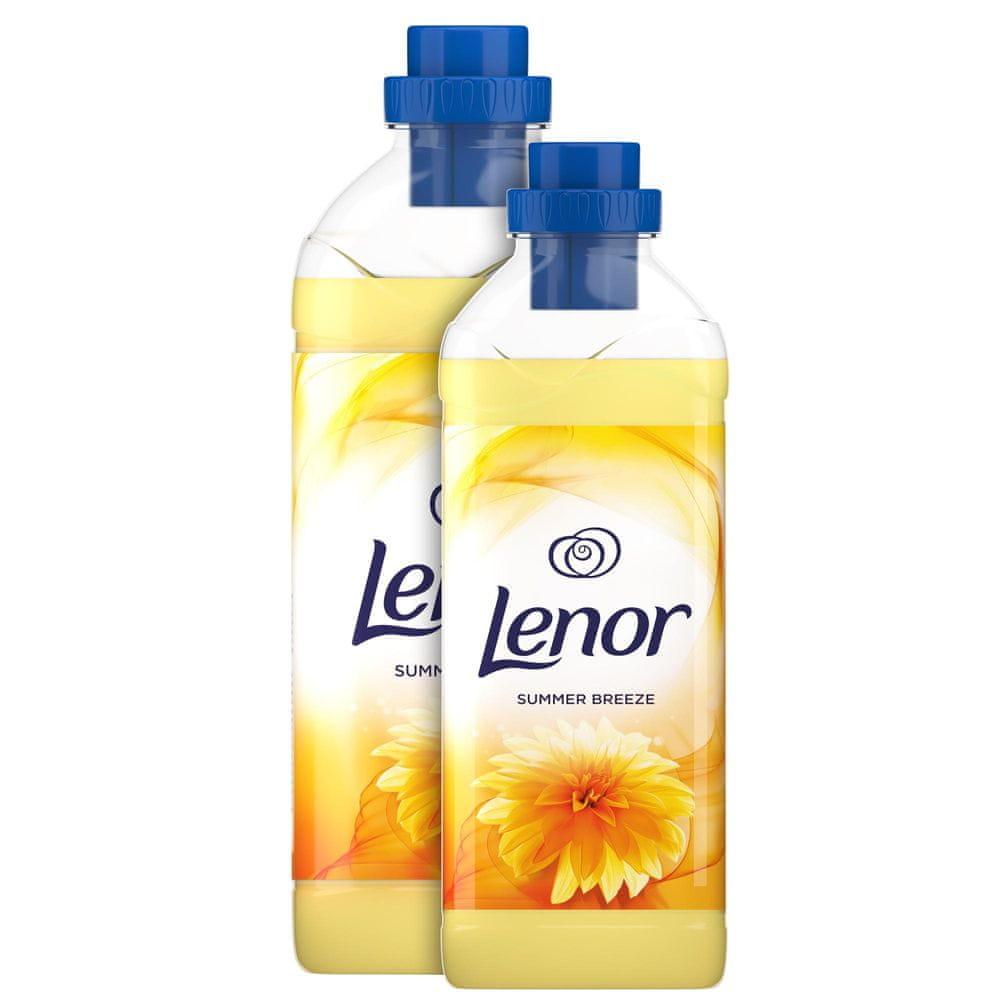 Lenor Summer aviváž duo 1360 ml + 930 ml