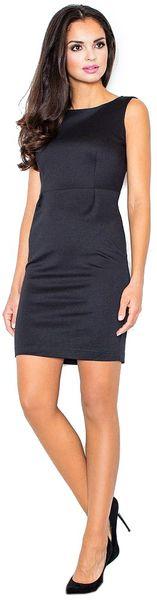 c8d9d809d350 Figl dámské šaty XL černá