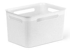 Rotho Úložný box Brisen 16 l bílý