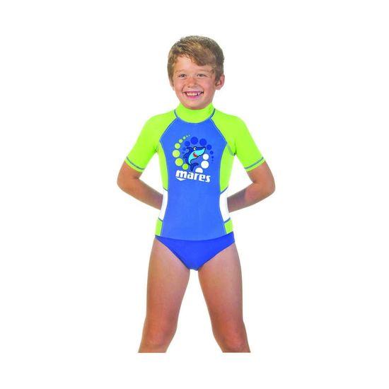 Mares Tričko RASH GUARD BOY - KID s krátkým rukávem