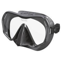 Seac Sub Maska bezrámečková TOUCH, černá
